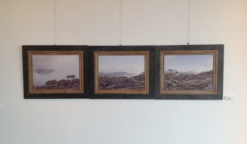 Australia landscapes; Polish Artists Victoria, Ballarat, Gold Museum, Goldfields Art, Sovereign Hill, Ballarat Artist Photographer, Aldona Kmiec