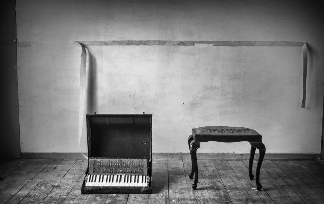 Piano Accordion Balancing Act Aldona Kmiec Photography Ballarat