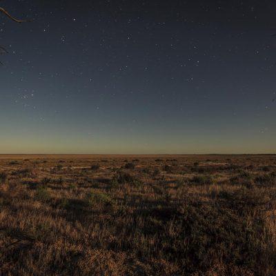 Aldona Kmiec Lake Hindmarsh stars trails Australia Wimmera