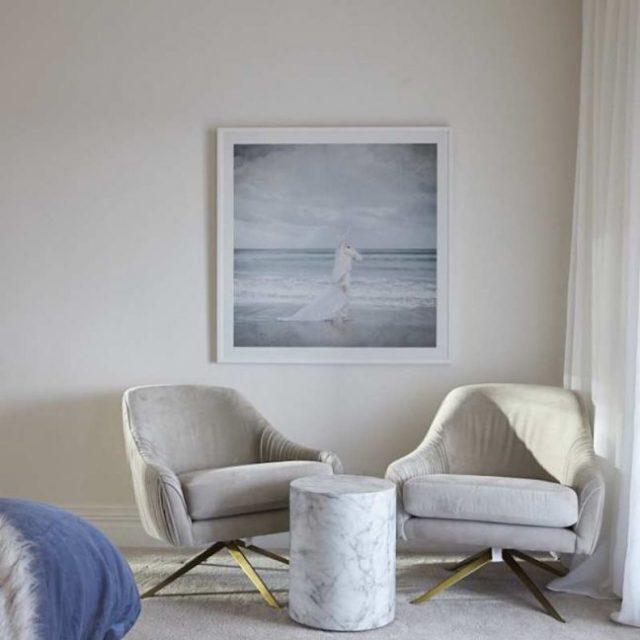 unicorns are real by aldona kmiec artist ltd edition print art lovers Australia As seen on The Block show