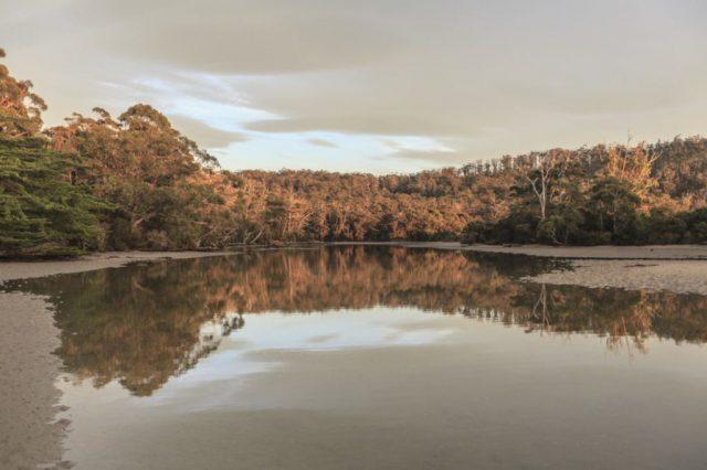 Cockle Creek Tasmania print