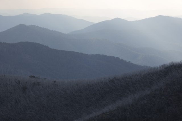 Australian road trip Great Alpine Road Mount hotham