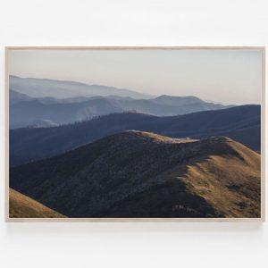 Mount Feathertop Print