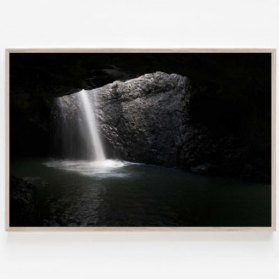 Nature Bridge print Springrook National Park queensland