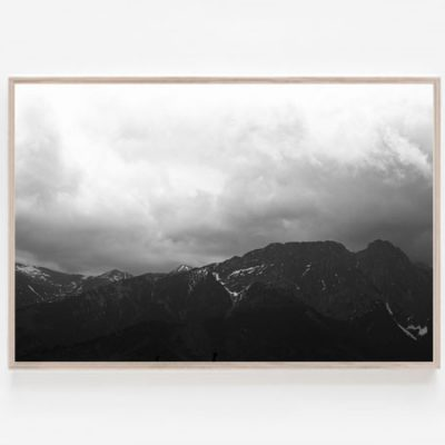 Tatry mountains Giewont print rycerz Tatry Mountains