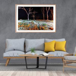 Wimmera limited edition print Aldona Kmiec Artist wall art