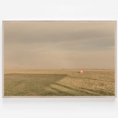 Space hopper print photographic print by Aldona Kmiec. Iconic Australian backyard