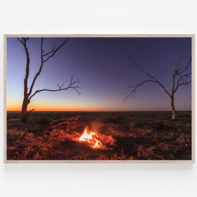 Lake Hindmarsh dreaming print